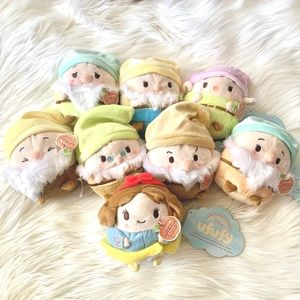 Disney Ufufy Scented Snow White & The 7 Dwarves